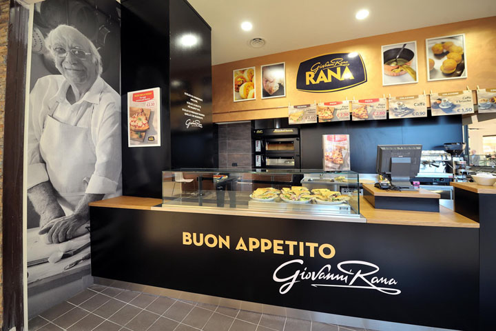 How building on tradition and innovation positioned Giovanni Rana as the leader in the Pasta Market