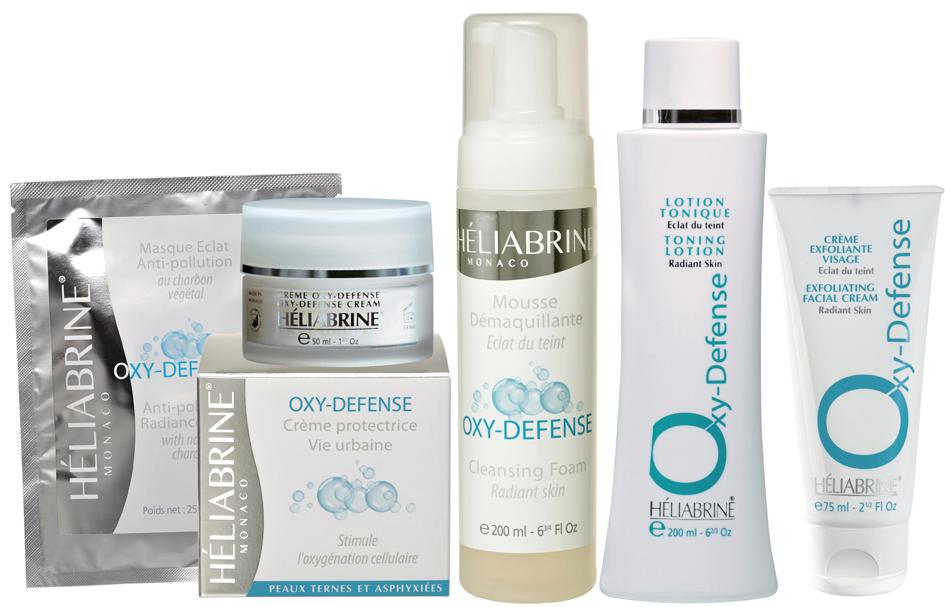 Heliabrine Skin Care